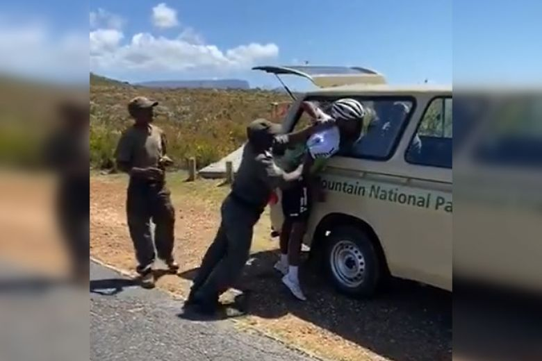Nicholas Dlamini 1 - Nicholas Dlamini: SANParks Incident 'Upsetting'. Calls For Witnesses Are Being Made