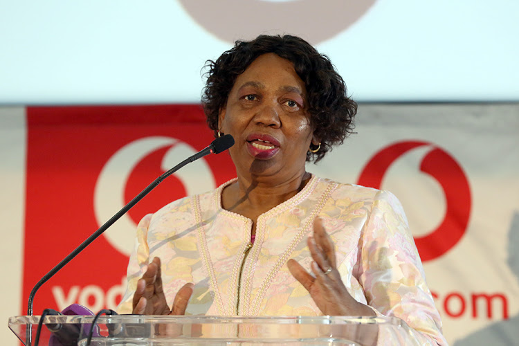 Angie Motshekga - Education Minister Motshekga Praises Commitment, Hard Work Of SA's Top Matriculants