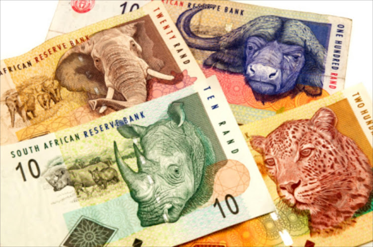 Rand - SA Business Confidence Index Edges Up In December
